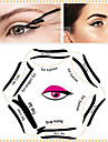1 Pcs Pop Look Line Card 6 In 1 Draw The Cat\'S Eye Beauty Makeup Six Shapes