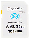 TOSHIBA 32GB Wifi SD Card memory card Class10 FlashAir