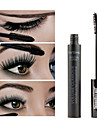 1Pcs Women Black 3D Fiber Mascara Volome Curl Thick Waterproof Eyelashes Extension Brand Makeup Maquillage