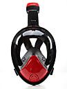 Masque de Snorkeling Masques de plongee Antibrouillard 180 degres Bouteille Etanche Masues Integrales Plongee & Masque et tuba NEOPRENE