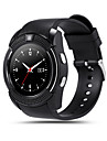 Montre Smart Watch Ecran Tactile Pedometres Camera Suivi de distance Mode Mains-Libres Anti-lost Podometre Telecommande Controle de