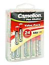 camelion LR03-pbh24 AAA 알카라인 배터리 1.5V 24 팩
