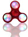 Спиннеры от стресса Ручной обтекатель Игрушки Tri-Spinner LED Spinner Высокая скорость Стресс и тревога помощи Товары для офиса За время