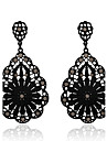 Women\'s Drop Earrings Crystal Pendant Costume Jewelry Bohemian Crystal Alloy Geometric Jewelry For Party Daily Casual