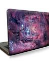 Para macbook air 11 13 / pro13 15 / pro com retina13 15 / macbook12 ceu estrelado descrito apple laptop caso