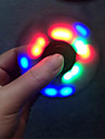 YWXLight® 1pc LED Fidget Spinner Hand Spinner Toys EDC Stress Anxiety Relief Toy