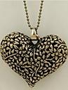 Муж. Жен. Ожерелья с подвесками Ожерелья-цепочки Бижутерия В форме сердца Сова Сплав Базовый дизайн Уникальный дизайн В виде подвески