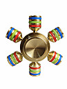 Fidget Spinner Hand Spinner Toys Six Spinner Metal EDCOffice Desk Toys Relieves ADD, ADHD, Anxiety, Autism for Killing Time Focus Toy