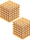Magnetiske leker 432 Deler 3MM Magnetic Balls 2*216PCS Same Color Balls,2 Color Choose,Diameter 3 MM Stress relievers GDS-sett Magnetiske