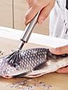 Kitchen Tools Ruostumaton teräs Creative Kitchen Gadget Peeler & Grater For Keittoastiat 1kpl