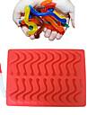 выпечке Mold Животный принт конфеты Лед Шоколад Печенье Силикон Экологичные Своими руками Высокое качество Антипригарное покрытие
