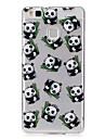Pour IMD Transparente Motif Coque Coque Arriere Coque Dessin Anime Flexible PUT pour HuaweiHuawei P9 Lite Huawei P8 Lite Huawei Y5 II /