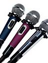 Проводной-Ручной микрофон-Микрофон для караокеWith6,3 мм