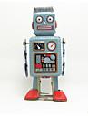 ロボット / ゼンマイ式玩具 ミシン / ロボット メタリック / 鉄 アニメ系 1 pcs 小品 子供用 ギフト