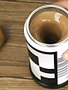 1Pcs  Film Shaped  Self  Stirring Coffee  Mugs Double Insulated Coffee Mug 400 Ml Automatic Electric Coffee Cups Smart Mugs Mixing Coffee Cup