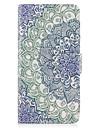 Capinha Para Samsung Galaxy S8 Plus S8 Carteira Porta-Cartao Com Suporte Flip Corpo Inteiro Mandala Rigida Couro Ecologico para S8 S8