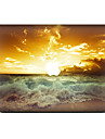 1 stk Hud Klistermærke for Ridsnings-Sikker Landskab Mønster PVC MacBook Pro 15\'\' with Retina MacBook Pro 15 \'\' MacBook Pro 13\'\' with