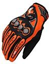 Luvas Esportivas Unisexo Luvas de Ciclismo Luvas para Ciclismo Respiravel Proteccao Dedo Total Tecido Luvas de Ciclismo