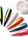 1pcs Poudre Paillettes Classique Haute qualite Quotidien Nail Art Design