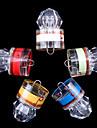 5x LED Fishing Light Deep Drop Underwater Diamond Shape Flashing Light Bait Lure