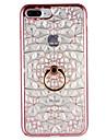 제품 케이스 커버 링 홀더 뒷면 커버 케이스 기하학 패턴 소프트 TPU 용 Apple 아이폰 7 플러스 아이폰 (7) iPhone 6s Plus iPhone 6 Plus iPhone 6s 아이폰 6
