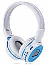 Zealot B570 Wireless Bluetooth V4.0 Headphone 3.5mm LED Display Screen Stereo Music Headband Earphone with FM Radio TF Card Slot