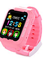 iPS-A03G Kids GPS Tracker MTK2503 Smart Watch  2.5D Touch Screen With Camera Real Time Monitor Children\'s Waterproof AGPS LBS Positioning  Watch