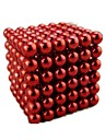 Magnet Toys 216 Pieces 5mm Toys Alloy Magnetic Round Gift