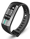 Smart Bracelet  Water Proof Long  Standby Calories Burned Pedometers Call Reminder Exercise Record  Heart Rate Monitor for  Ios & Android Smartphone