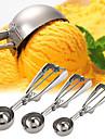 Ferramentas bakeware Aco Inoxidavel + Plastico ABS Ferramenta baking Uso Diario Sobremesa decoradores 3pcs