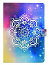 Case for Apple iPad pro 10.5 9.7\'\'Cover Card Holder with Stand Pattern Full Body Case Mandala Hard PU Leather iPad (2017) 2 3 4 Air 2 Air mini 1 2 3 4