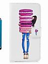 Coque Pour iTouch 5/6 Portefeuille Porte Carte Avec Support Clapet Motif Coque Integrale faux cuir Dur