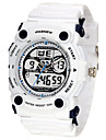 Men\'s Sport Watch Fashion Watch Digital Water Resistant / Water Proof Rubber Band Black