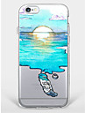 Case for iPhone 7 Plus iPhone 6 Scenery pattern Phone Soft Shell for iPhone 7 iPhone 6/6s Plus iPhone 6/6s iPhone 5 5s SE