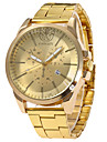 Жен. Спортивные часы Армейские часы Модные часы Наручные часы Уникальный творческий часы Повседневные часы Кварцевый Календарь