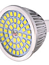 ywxlight® 7w mr16 led-strahler mr16 48 smd 2835 600-700 lm warmweiss kaltweiss naturweiss dekorativ ac / dc 12
