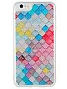 Case for Apple iPhone 7 Plus iPhone 7 Cover Glow in the Dark Pattern Back Cover Case Geometric Pattern Glitter Shine Hard PC for  iPhone 6s Plus