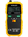 HYELEC MS6501 Large LCD Display Digital Thermometer K Type Thermocouple Termometro With Data Hold/Logging
