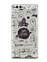 Case for Huawei P8 Lite2017 P10 Cover Case Happy Halloween Soft TPU for P10 Lite P10 Plus P9 Plus P9 Lite P9 P8 Lite P8 Mate9 Pro Mate9 Mate8