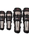 Motorcycle Protective Gear forKnee Pad Unisex Stainless Steel + A Grade ABS Fastness / Impact Resistant / Protection