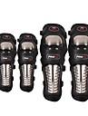オートバイの保護装置for膝パッド フリーサイズ ステンレス+ABS樹脂 堅牢性 / 耐衝撃性 / 保護