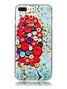제품 iPhone X iPhone 8 케이스 커버 패턴 뒷면 커버 케이스 마블 소프트 TPU 용 Apple iPhone X iPhone 8 Plus iPhone 8 아이폰 7 플러스 아이폰 (7) iPhone 6s Plus iPhone 6