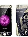 Protetor de Tela para Apple iPhone 7 Vidro Temperado Protetor Frontal e Traseiro Protetor de Tela Integral Dureza 9H A prova de explosao