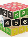 Magic Cube IK Terning 3*3*3 Let Glidende Speedcube Magiske terninger Stresslindrende legetøj Puslespil Terning Børne Legetøj Unisex Gave