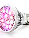 1шт 8W 600-680lm E14 GU10 E26 / E27 Растущая лампочка 12 Светодиодные бусины Высокомощный LED Естественный белый UV (лампа черного света)