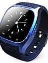 m26 bluetooth nadgarstek smartwatch wodoodporny smartwatch zadzwoń muzyka krokomierz fitness tracker dla Androida inteligentny telefon