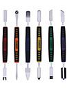 chave de fenda magnetica de precisao set bits destornillador tournevis screwdriver for iphone 7 6 5 5s ipad phone repair tool set