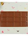 1pc Silica Gel Chocolate Back Sets Backwerkzeuge