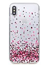For iPhone X iPhone 8 iPhone 8 Plus Case Cover Pattern Back Cover Case Heart Soft TPU for Apple iPhone X iPhone 8 Plus iPhone 8