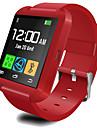 u8 smartwatch bluetooth repond et compose les parametres de l\'alarme anti-effraction du passometre du telephone